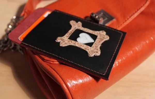 Para ir con bolso enano, o sin bolso: el tutorial