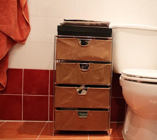 Mis soluciones pangala pintar un mueble de tela con - Pintar mueble bano ...
