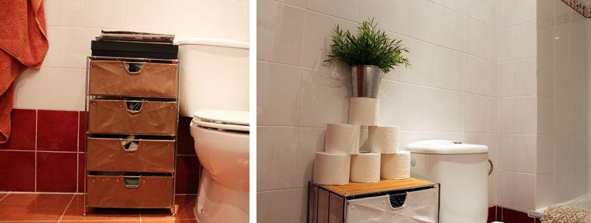 Mis soluciones pangala pintar un mueble de tela con encuesta - Pintar azulejos de bano antes y despues ...