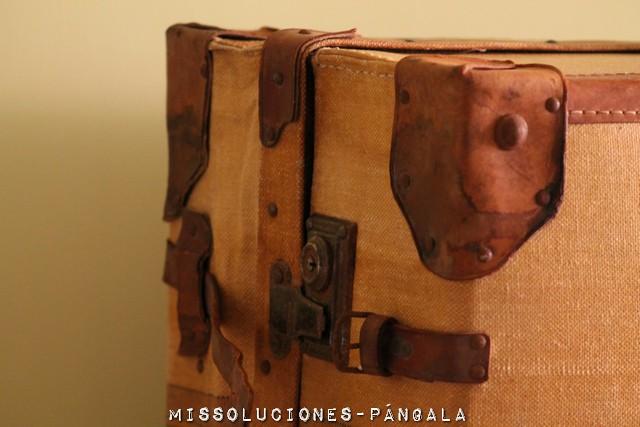 maleta vintage 1960 restaurada 2