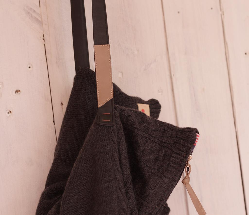 lateral bolso a partir de jersei