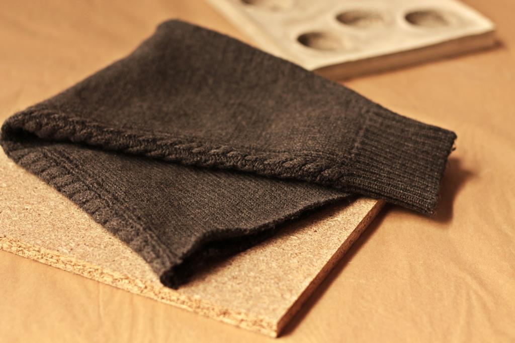 continuar reciclando un jersei