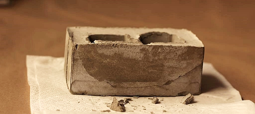 cemento resquebrajado