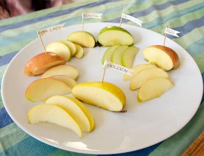 appel game taste fun kids