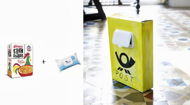 briefkasten schachtel basteln kinder caja buzon ninos manualidad mailbox box craft children