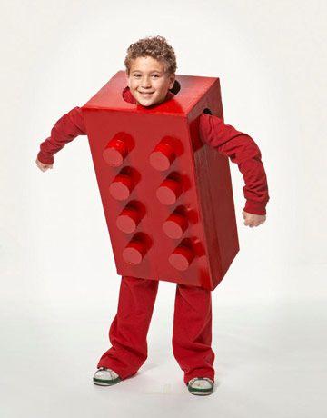 disfraz de pastilla lego