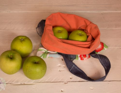Hazte esta bolsa reversible sin saber coser