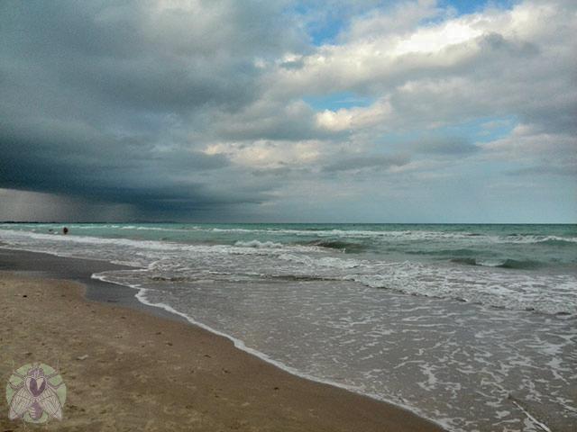 playa sin sol