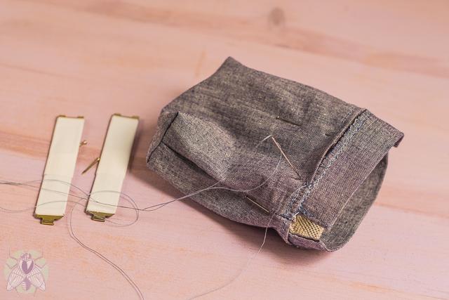 coser a mano o a máquina