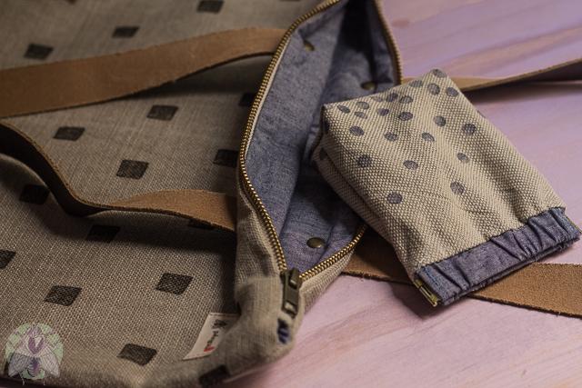 cartera y bolso pángala