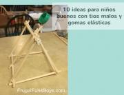 10 ideas para niños buenos con tios malos