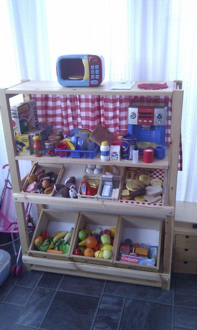 Muebles para juguetes infantiles muebles para juguetes - Decorar reciclando muebles ...