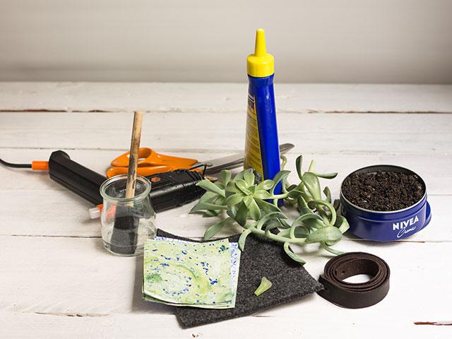 Mis soluciones pangala c mo hacer un jardin vertical en casa - Material para jardin ...