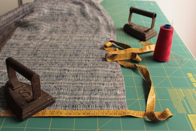 Mis soluciones pangala como ajustar el largo de unas cortinas ya confeccionadas - Como hacer visillos ...