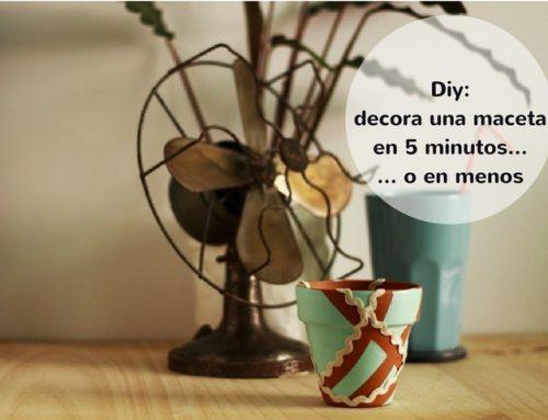 Cómo decorar una maceta en 5 minutos o menos